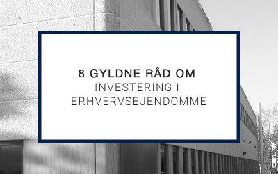 8 gyldne råd om investering